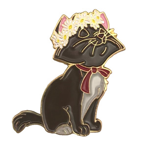 Berlioz Daisy Chain- Spooky Lou Pins pin