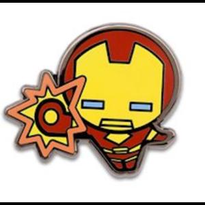 Iron Man Kawaii   pin