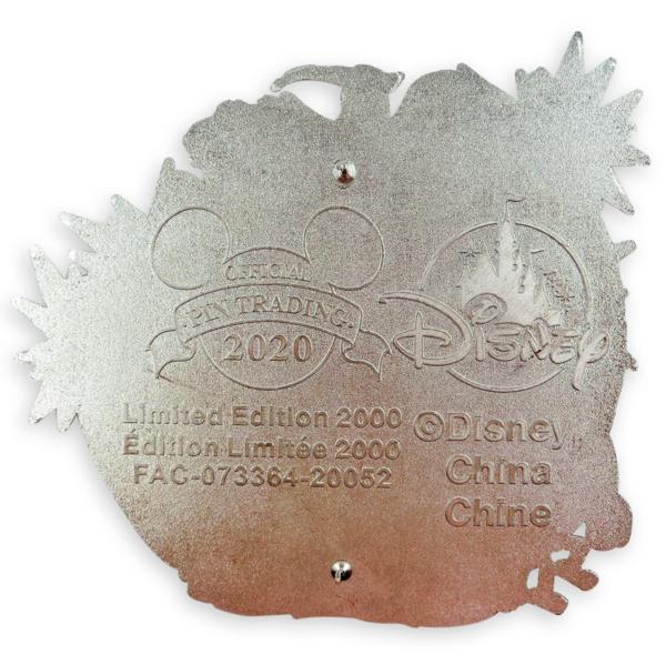 The Three Caballeros 75th Anniversary Jumbo pin