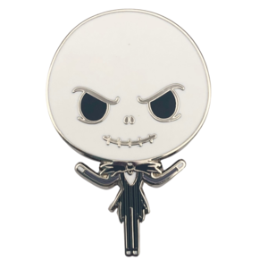 Jack - Nightmare Before Christmas Cuties Booster Set pin