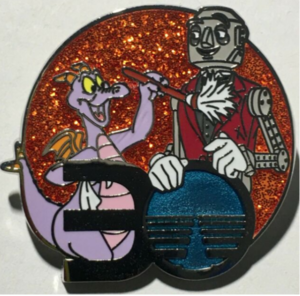 Horizons - Epcot 30th Anniversary Mystery Set pin