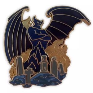 Chernabog Fantasia 80th pin