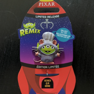 Remy remix pin