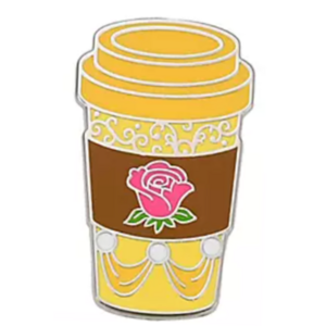 Belle - Character Mystery Tumbler / Coffee Cup pin