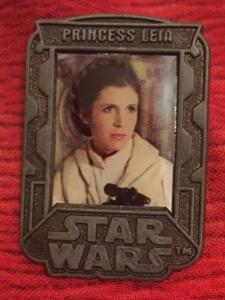 Star Wars Episode III Princess Leia pin