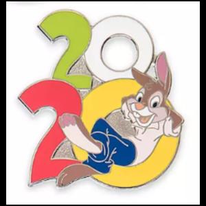 Br'er Rabbit 2020 pin