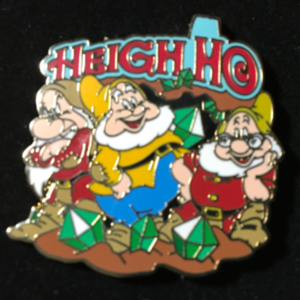 Adventures By Disney Heigh Ho pin
