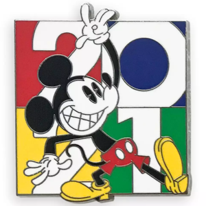 Mickey - Mickey Mouse and Friends Pin Trading Booster Set 2021 pin