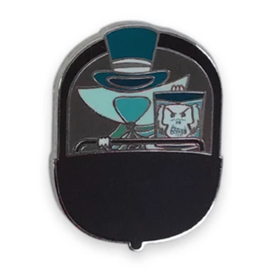 Hat Box Ghost - Haunted Mansion - Disney Parks Mystery Pin Set by Jerrod Maruyama pin