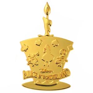 Alice Cake - 70th Anniversary Shop Disney Japan pin