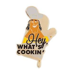Kronk what's cookin' pin