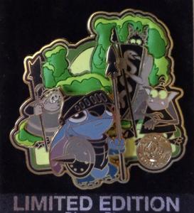 WDW - Artist Choice - Stitch pin