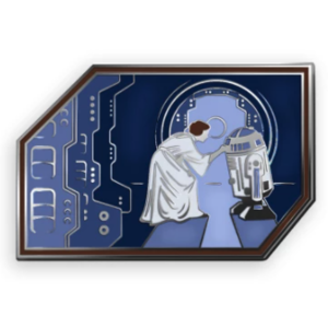 Star Wars: A New Hope - D23 Exclusive Lucasfilm 50th Anniversary Pin Set pin