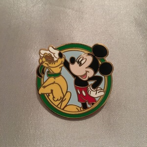Mickey and Pluto - Disney's Best Friends Mystery Collection pin