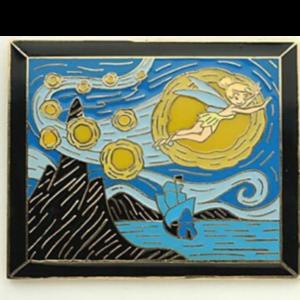Masterpiece series #2 - Tinkerbell pin
