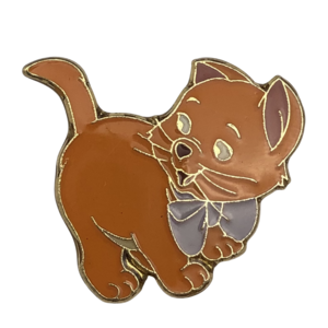 Toulouse - Aristocats 25th Anniversary pin set pin