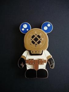 Vinylmation - Scuba Diver Jumbo pin