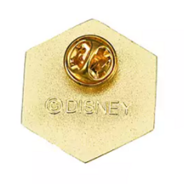 Rouge Rose and Fauvre - UniBEARsity Pin Badge Set Crystal Art UniBEARsity 10th ANNIVERSARY pin
