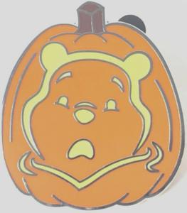 Pooh Halloween Mystery box 2019 pin