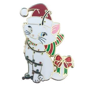 Marie Christmas Cutie FANTASY pin