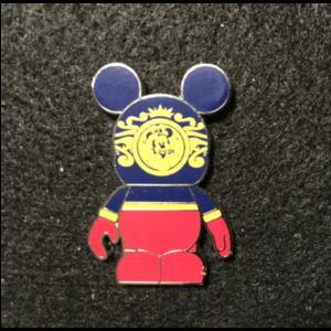 DCL Vinylmation Disney Dream Mystery Mickey  pin