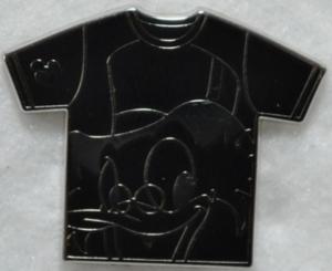 Scrooge McDuck - Hidden Mickey Shirt DRL pin