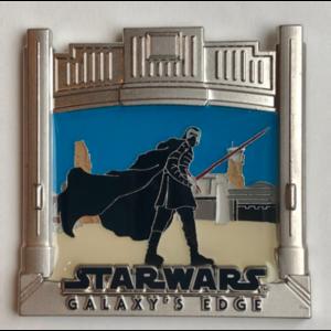 Kylo Ren Galaxy's Edge pin