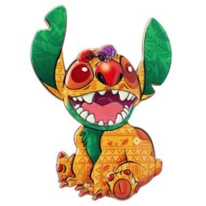 Stitch Crashes Disney - The Lion King pin