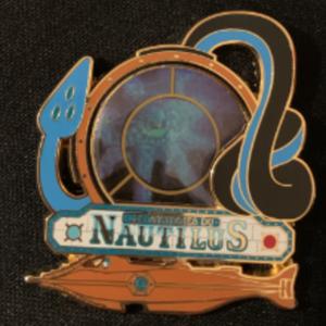 Les mysteries du Nautilus pin