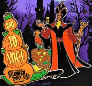 Jafar 2019 Halloween pin