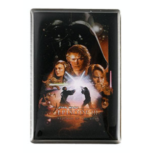 Star Wars: Revenge of the Sith poster pin