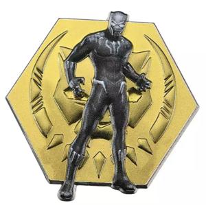 Black Panther - Marvel - logo pin pin