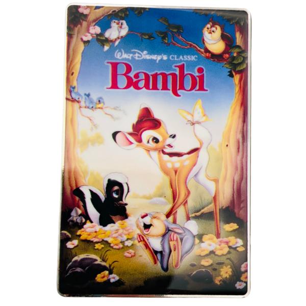 Bambi - Vintage Disney posters引脚