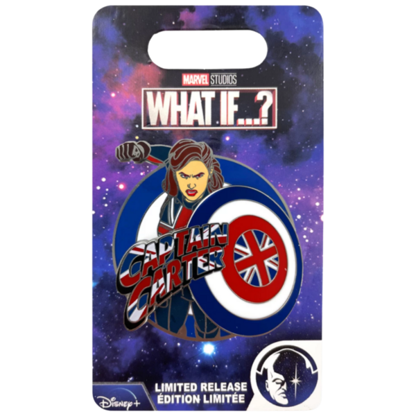 Captain Carter - What if...?ピン