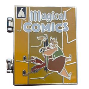 Magical Comics - The Emperor's New Groove pin