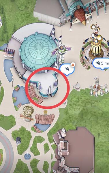 Trading Board Disneyland Paris - Constellations