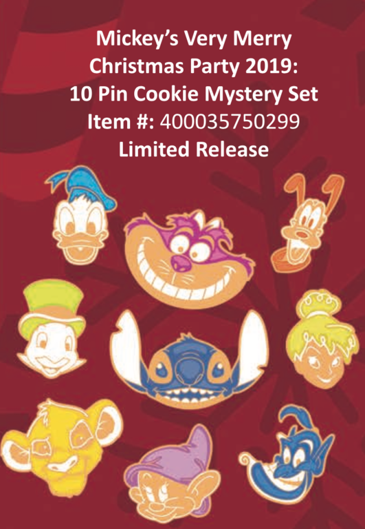 MVMCP cookie mystery set
