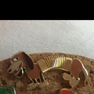Toy Story Spring Slinky  pin
