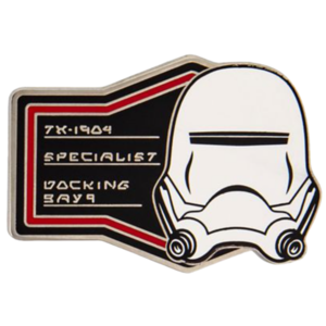 Specialist - First Order Booster Pin Set – Star Wars: Galaxy's Edge pin