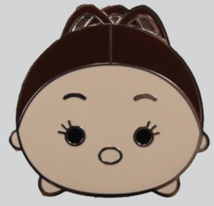 Senator Padme Amidala - Mystery Tsum Tsum pin