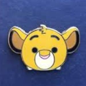 Simba Tsum Tsum pin