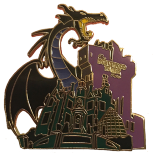Storybook Night Mystery Collection - Maleficent at WDW pin