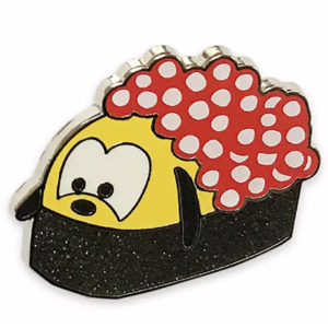 Pluto nigiri - Mickey Mouse and Friends Sushi Flair pin