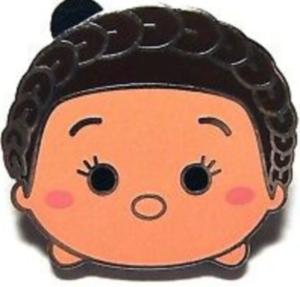 Princess Leia - Mystery Tsum Tsum pin