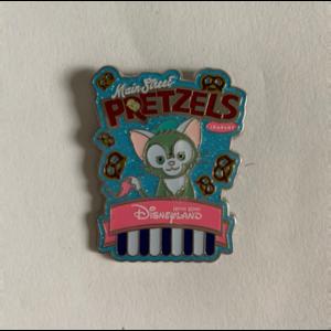 Gelatoni pretzels pin