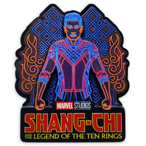 Shang-Chi and the Legend of the Ten Rings Logo - Shop Disney pin
