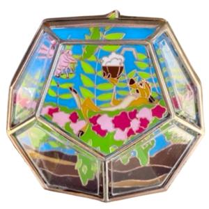 POM Where Fantasy Grows – A Disney Terrarium Series - Timon pin