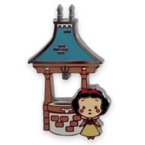 Snow White - Wishing Well - Disney Parks Mystery Pin Set by Jerrod Maruyama pin