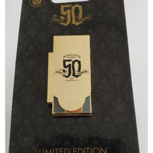 DLR - Haunted Mansion 50th Anniversary - Tombstone and Grave pin