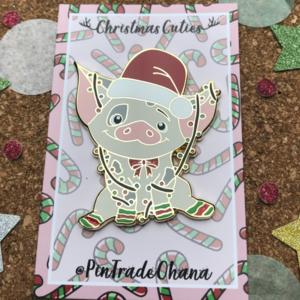 Pua Christmas Cutie FANTASY pin